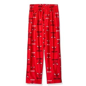 Kids Chicago Bulls Lounge Pajama Pants NWOT 4T